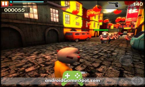 Gangster Granny 2 Madness free android games apk download