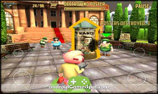 Gangster Granny free android games apk download