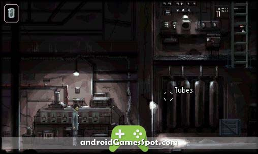 Gemini Rue free android games apk download