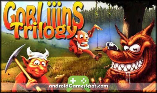 Gobliiins Trilogy game apk free download