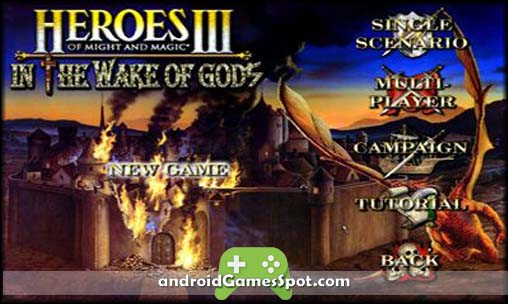HEROES OF MIGHT AND MAGIC III HD APK Free Download