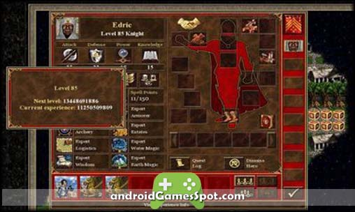 Heroes of Might and Magic III HD game apk free download