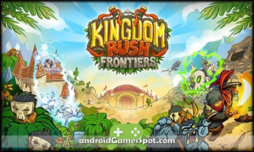 Kingdom Rush Frontiers game apk free download