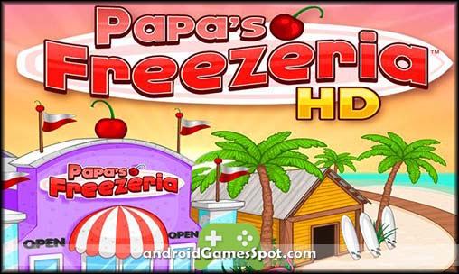 Papa's Freezeria HD apk free download