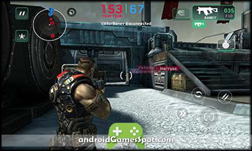 SHADOWGUN DeadZone game apk free download