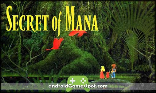 Secret of Mana game apk free download