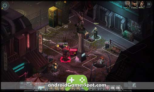 Shadowrun Dragonfall DC free games for android apk download