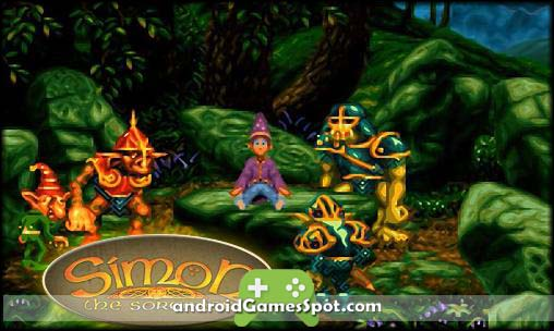 Simon the Sorcerer game apk free download