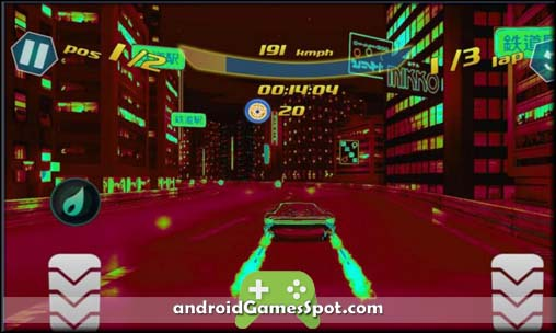 UNDERGROUND RACER NIGHT RACING free android games apk download