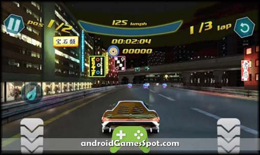 UNDERGROUND RACER NIGHT RACING game apk free download