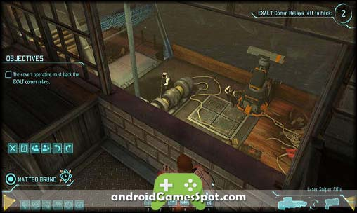 XCOM Enemy Within free android games apk download