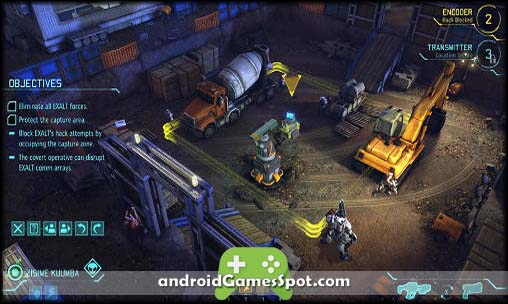 XCOM Enemy Within free games for android apk download