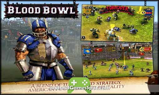 Blood Bowl free android games apk download