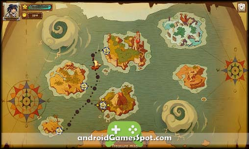 Braveland Pirate free android games apk download