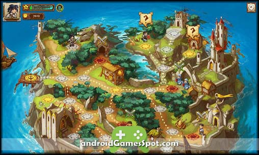Braveland Pirate free games for android apk download