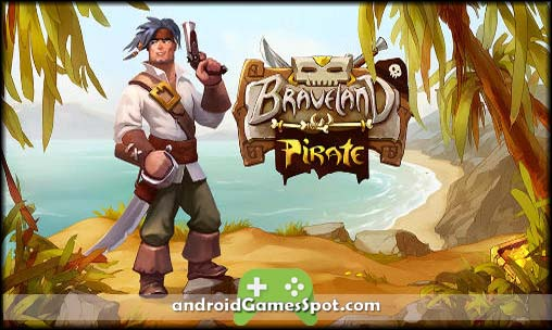 Braveland Pirate game apk free download