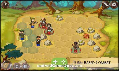 Braveland free android games apk download