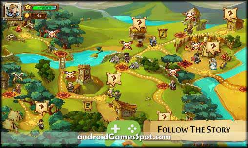 Braveland free games for android apk download