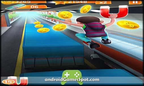 Bus Rush free android games apk download