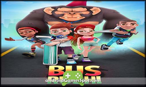Bus Rush game apk free download