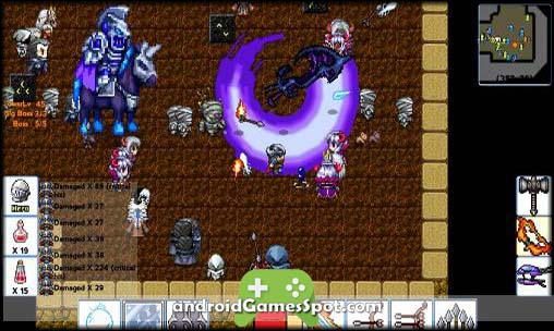 Dawn of Warriors free games for android apk download