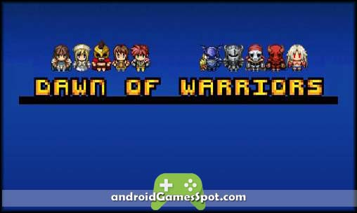 Dawn of Warriors game apk free download
