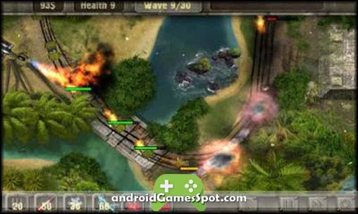 Defense Zone HD free android games apk download