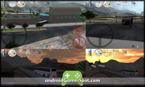 Duty Driver Bus FULL game apk free download