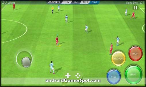 FIFA 16 apk free download