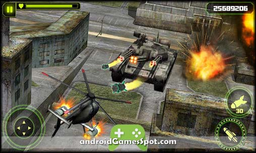 GUNSHIP BATTLE Helicopter 3D free games for android apk download