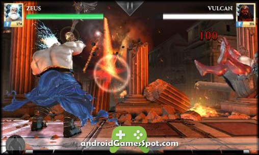 Gods of Rome free android games apk download