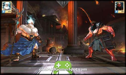 Gods of Rome free games for android apk download