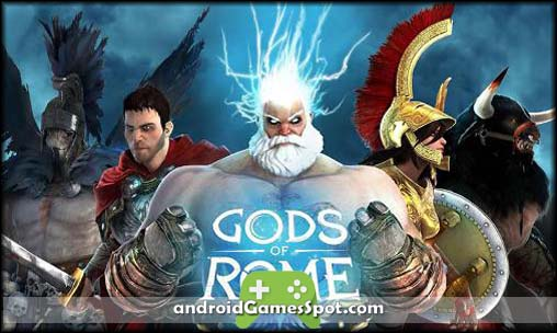Gods of Rome game apk free download