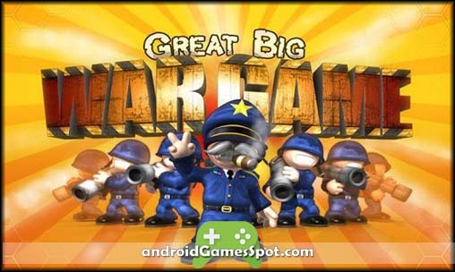 Great Big War Game game apk free download