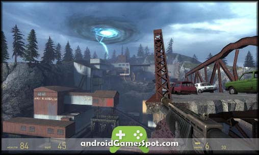 Half Life 2 Episode Two free games for android apk download