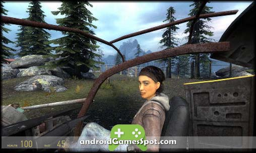 Half Life 2 Episode Two game apk free download