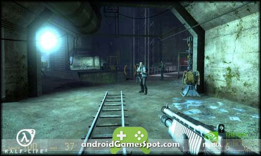 Half Life 2 free android games apk download
