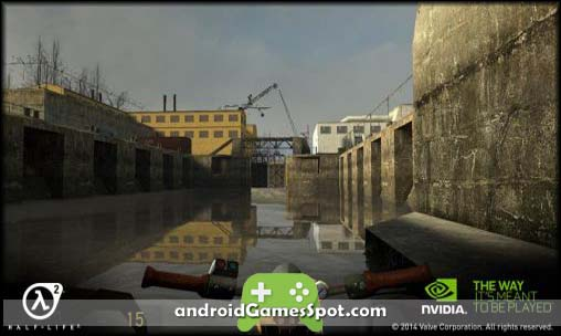 Half Life 2 free games for android apk download