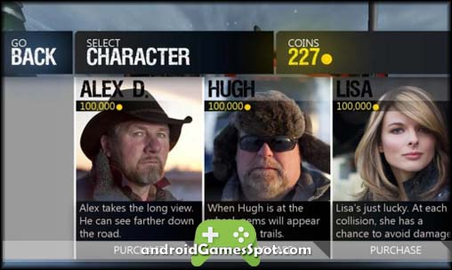 Ice Road Truckers free games for android apk download
