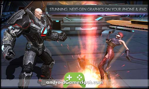 Injustice Gods Among Us apk free download