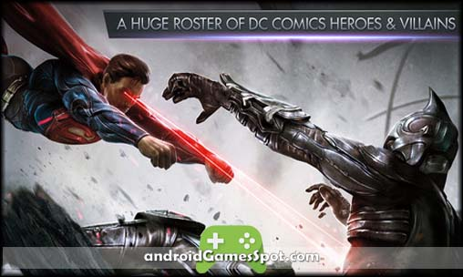 Injustice Gods Among Us free android games apk download