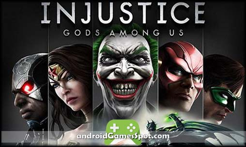 Injustice Gods Among Us free games for android apk download