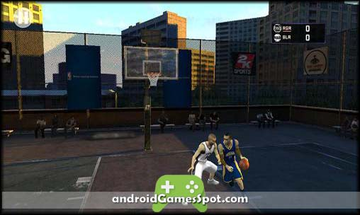 NBA 2K16 apk free download