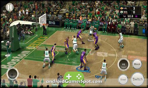 NBA 2K16 game apk free download