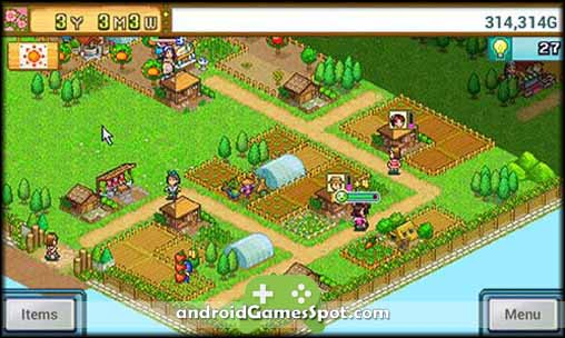 Pocket Harvest free android games apk download
