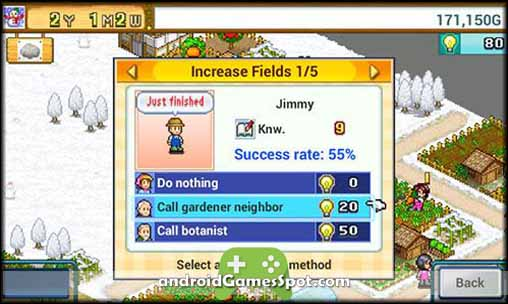 Pocket Harvest free games for android apk download