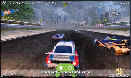 SPEED RACING ULTIMATE 4 free android games apk download