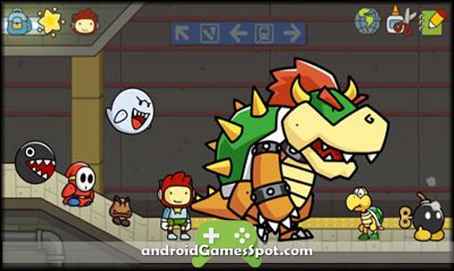 Scribblenauts Remix apk free download