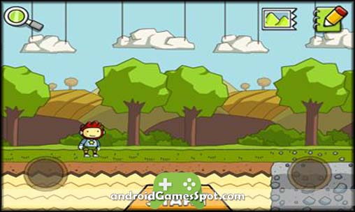 Scribblenauts Remix free games for android apk download
