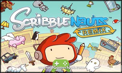 Scribblenauts Remix game apk free download